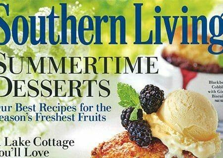"SOUTHERN LIVING PROFILES THE HUMPHREYS'S ""LIFE ON THE LAKE"""