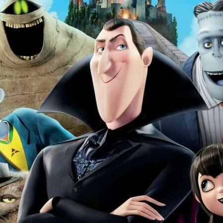 cast of Hotel Transylvania