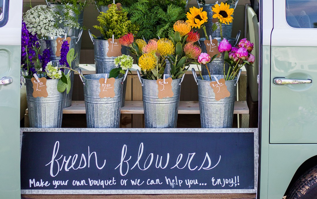 fresh flowers for sale