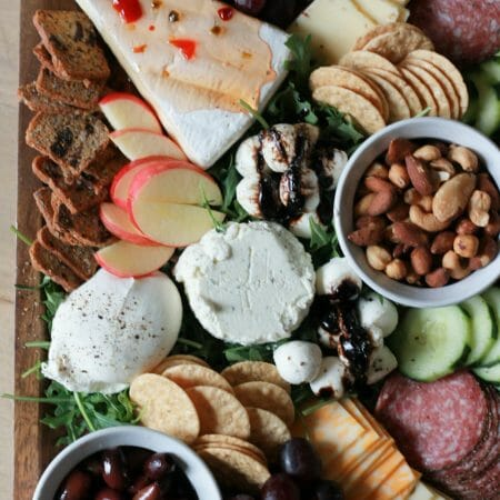 DIY Charcuterie Boards