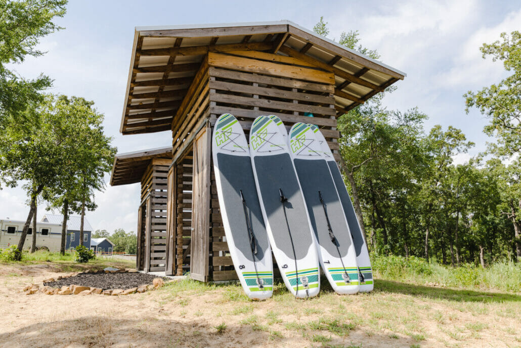 Carlton Landing Boat Club Paddleboards