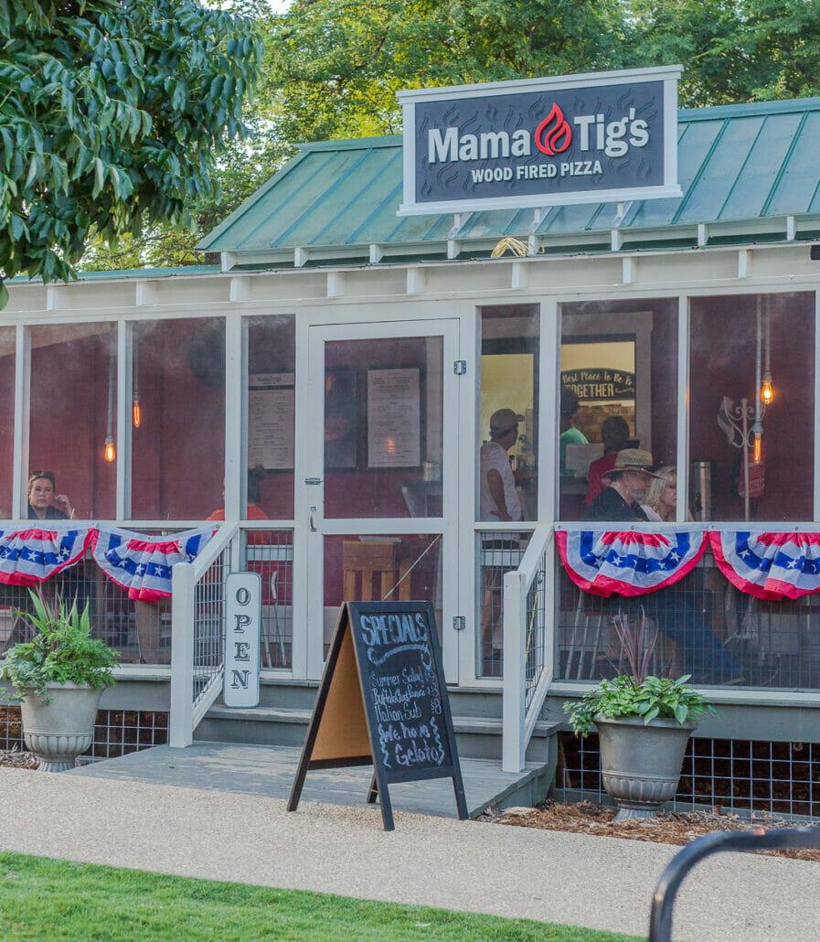 Mama Tig's Pizza